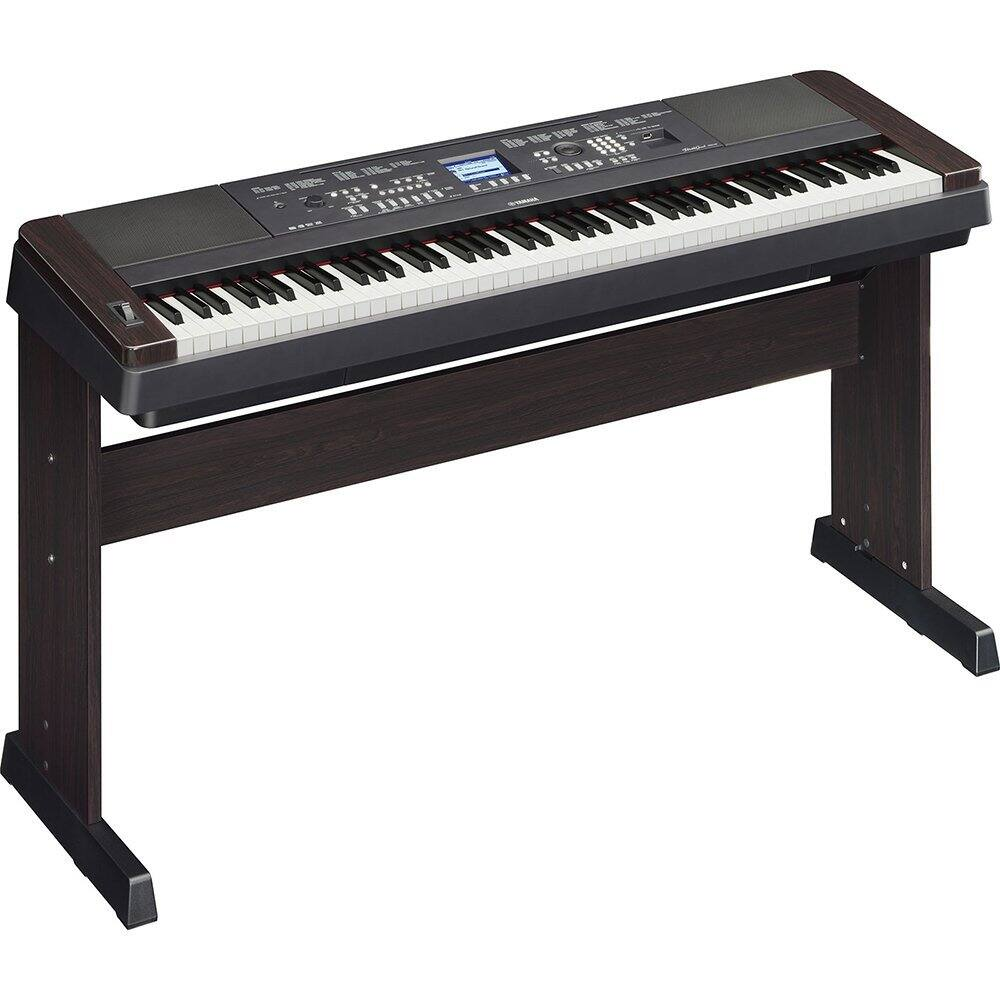 Yamaha DGX-650 88-Key Graded Hammer Action Digital Piano  $650 After $150 Rebate + Free S/H