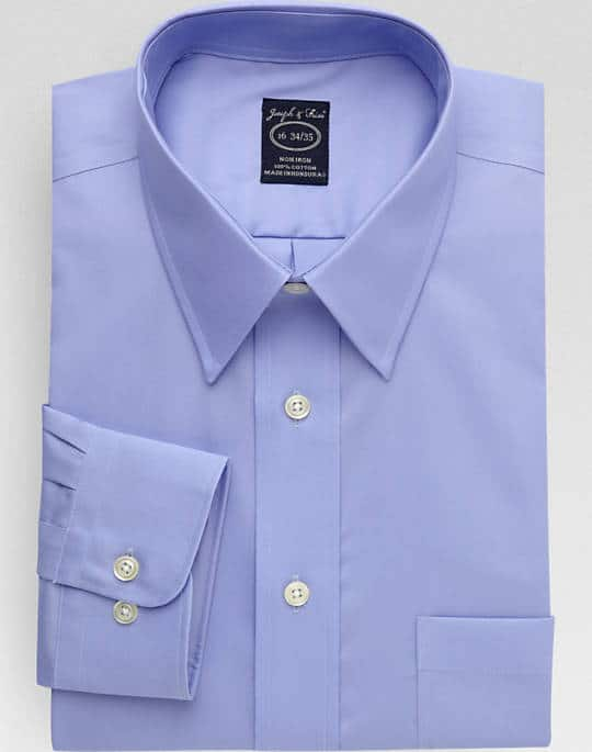 Men's Wearhouse Sale: Suits from $25, Dress Shirts  from $10 & More + Free Shipping