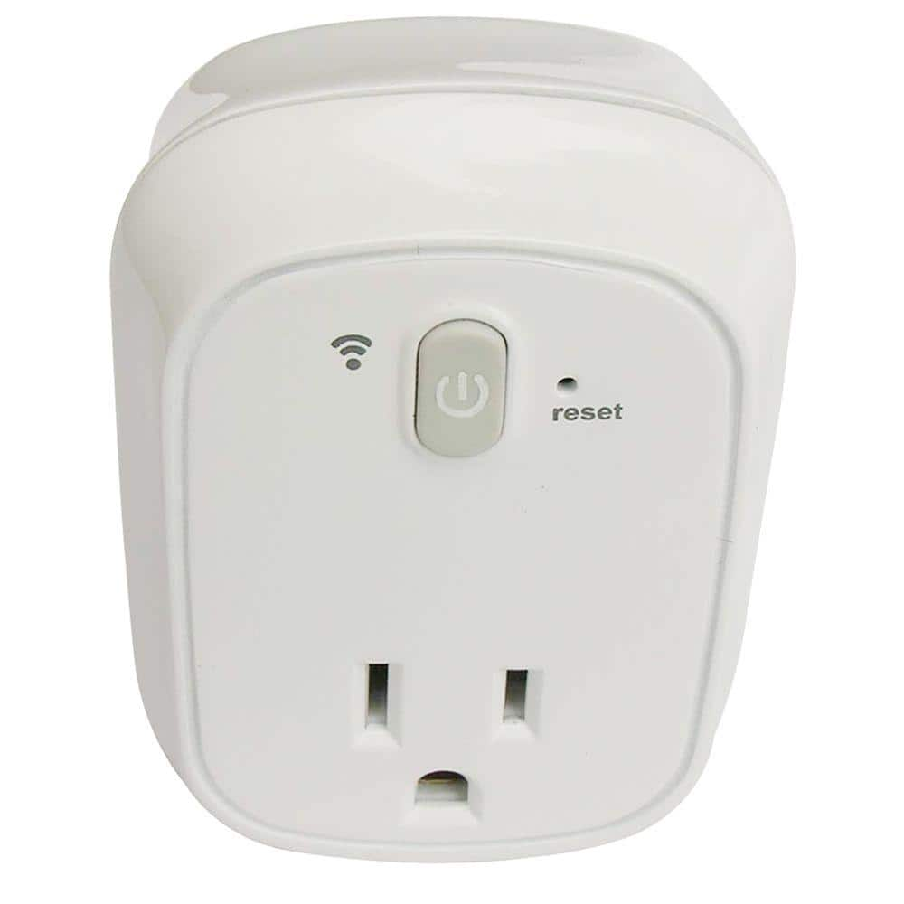 2-Pack Indoor Wi-Fi Current Tap Outlet $7.48 + Free Store Pickup ~ Home Depot