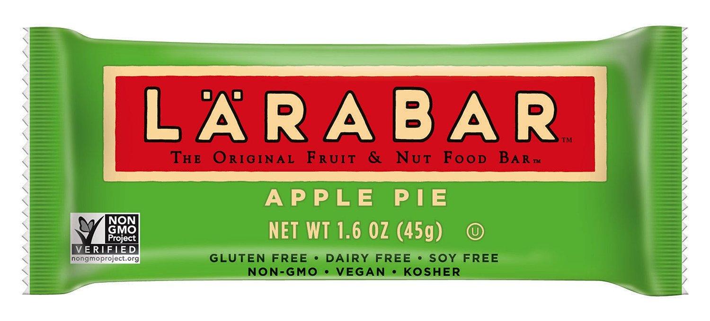 5-Pack Larabar Gluten-Free Fruit & Nut Bars (Apple Pie)  $1.40 + Free Shipping
