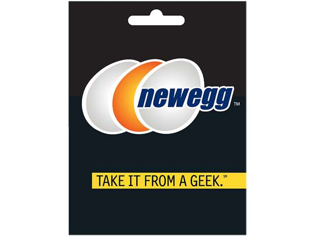 $25.00 Newegg Gift Card + $5.00 Newegg Promotional Gift Card for $26.99 Shipped (Also Available w/ $50 and $100 Denominations) @ Newegg.com