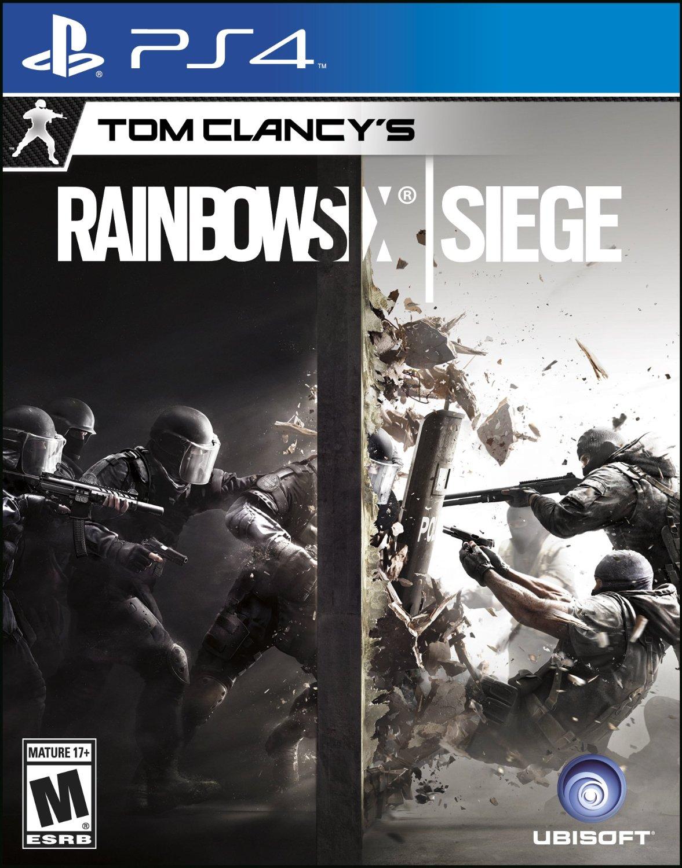 Tom Clancy's Rainbow Six Siege (PS4 or Xbox One)  $35