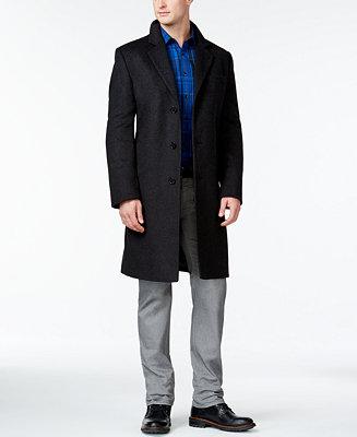 Michael Kors Madison Men's Cashmere-Blend Overcoat  $60 + Free Shipping
