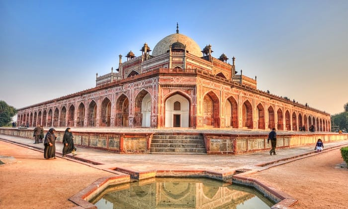 Delhi 9-Day Vacation for Two: Etihad Airways from JFK, LAX or ORD to New Delhi + 5-Star Hotel & More  from $1198 & More Options