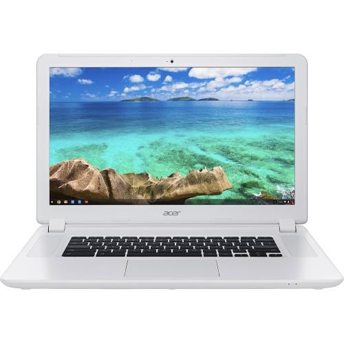 "Acer Chromebook: Celeron 3205U, 15.6"" 1080p IPS, 4GB DDR3, 16GB SSD (Refurbished) $175 + Free Shipping"