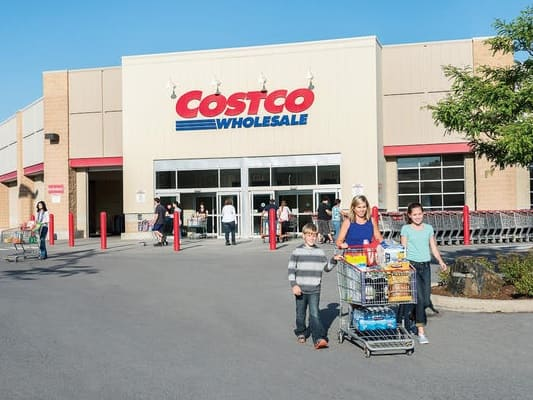 1-Year Costco Gold Star Membership + $20 Cash Card + 72-Pack AA Batteries + Pizza & More  $55 (New Costco Members Only)