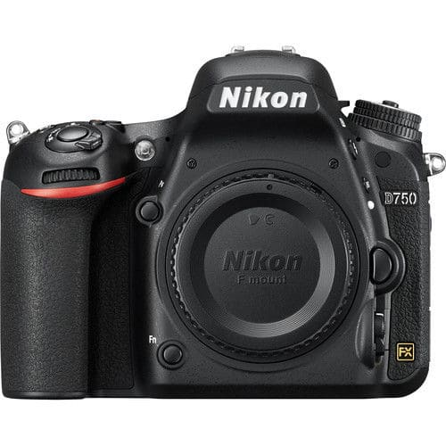 Nikon D750 Full Frame DSLR Camera (Body Only)  $1299 + Free Shipping