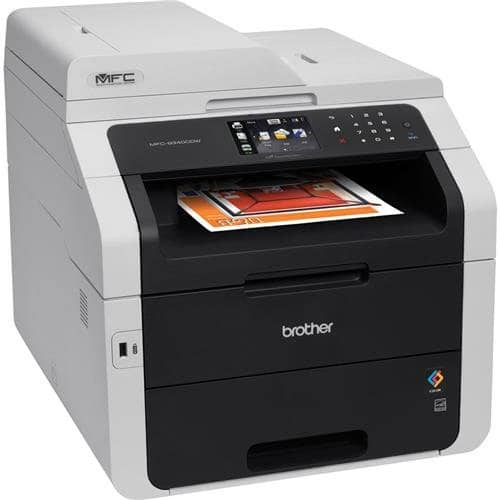 Brother MFC9340CDW Color Laser All-in-1 Printer w/ Duplexing  $180 + Free Shipping