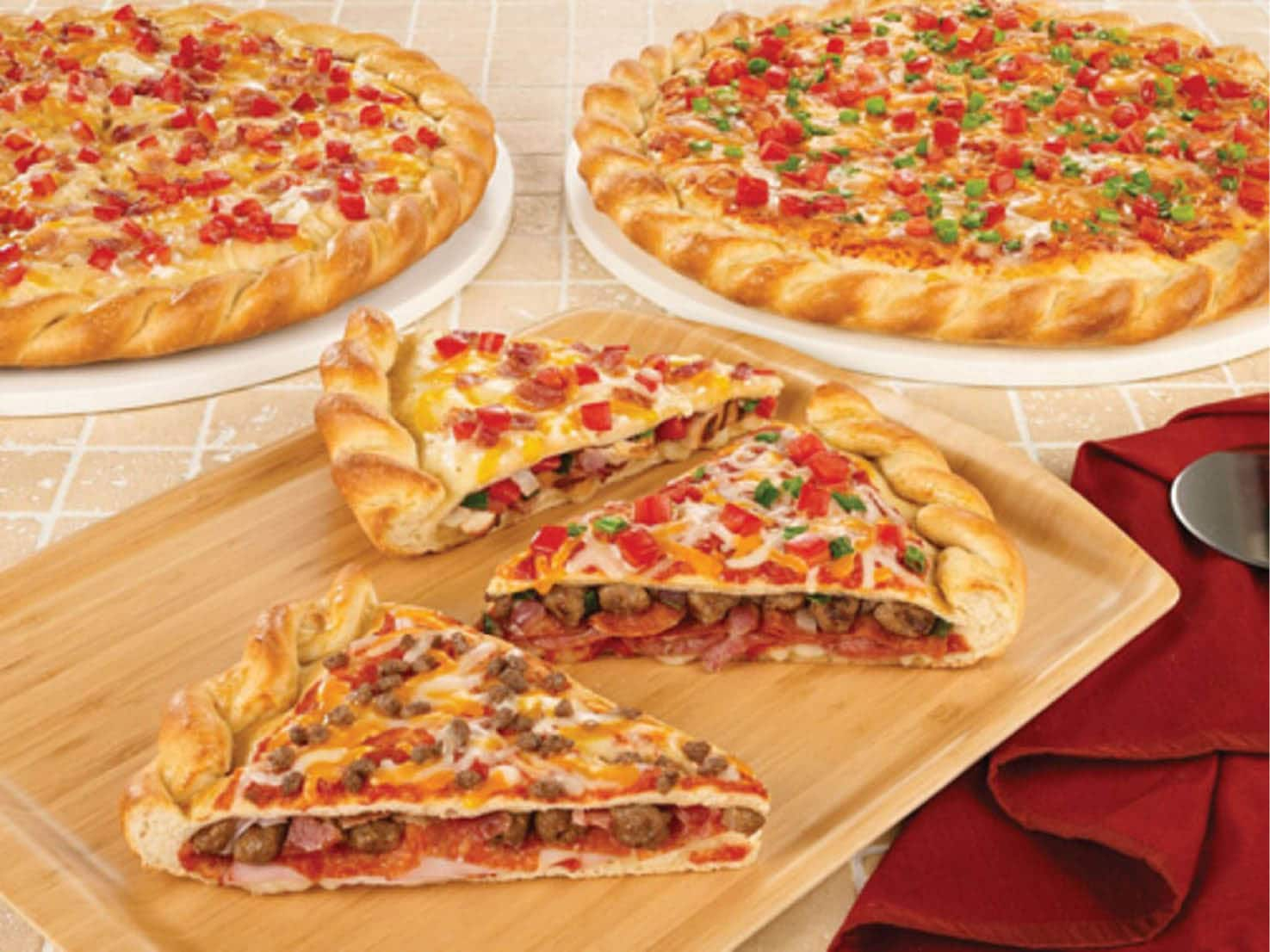 Papa Murphy's Coupon for Take n' Bake Pizza - Slickdeals.net
