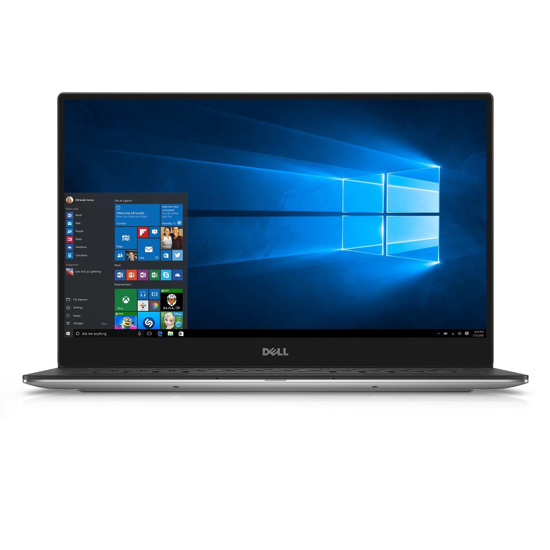 "Dell XPS 13 9350 Touch Laptop: i5-6200U, 13.3"" 3200x1800 QHD+ IPS, 256GB SSD, 8GB RAM, Win 10 $999.99 + Free Shipping"