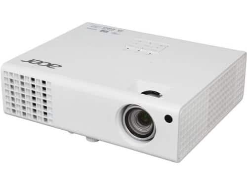 Acer H6510BD 3000 Lumens 1080p 3D DLP Projector w/ Carrying Bag $440 + Free Shipping (eBay Daily Deal)
