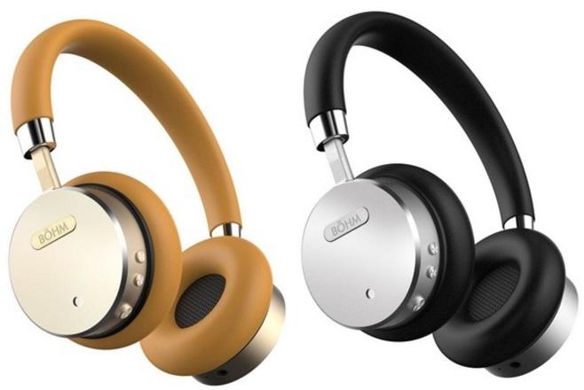 BOHM Noise-Canceling Bluetooth Headphones (Refurbished)  $40 + Free Shipping