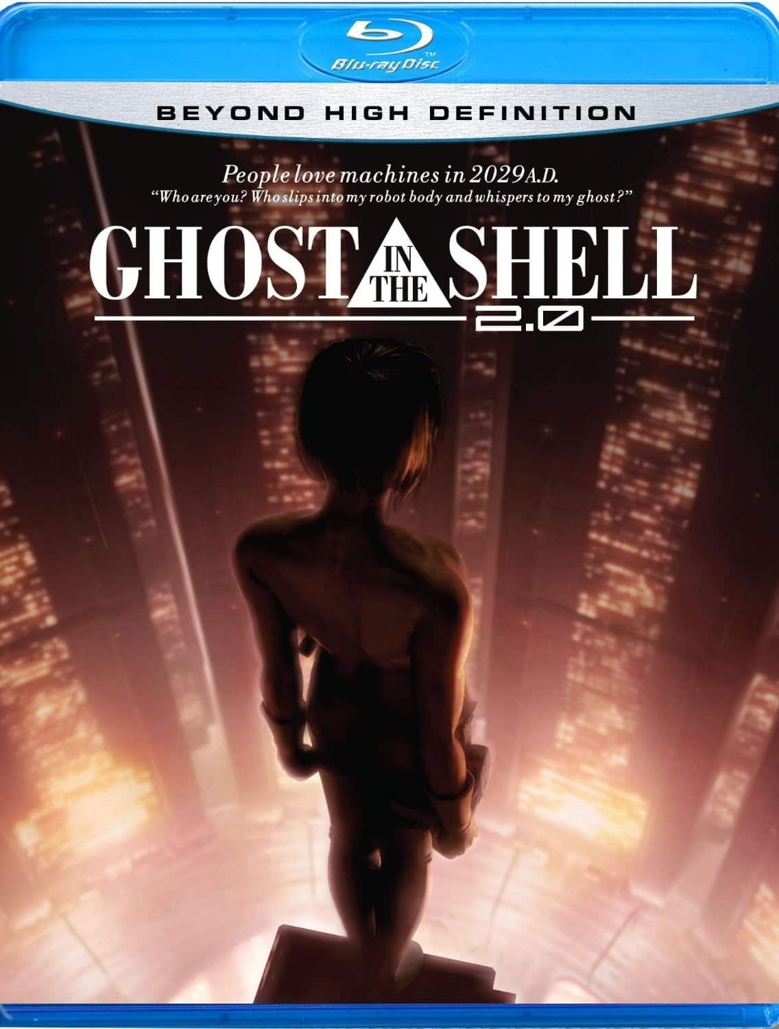 Ghost in the Shell 2.0 (Blu-ray)  $10