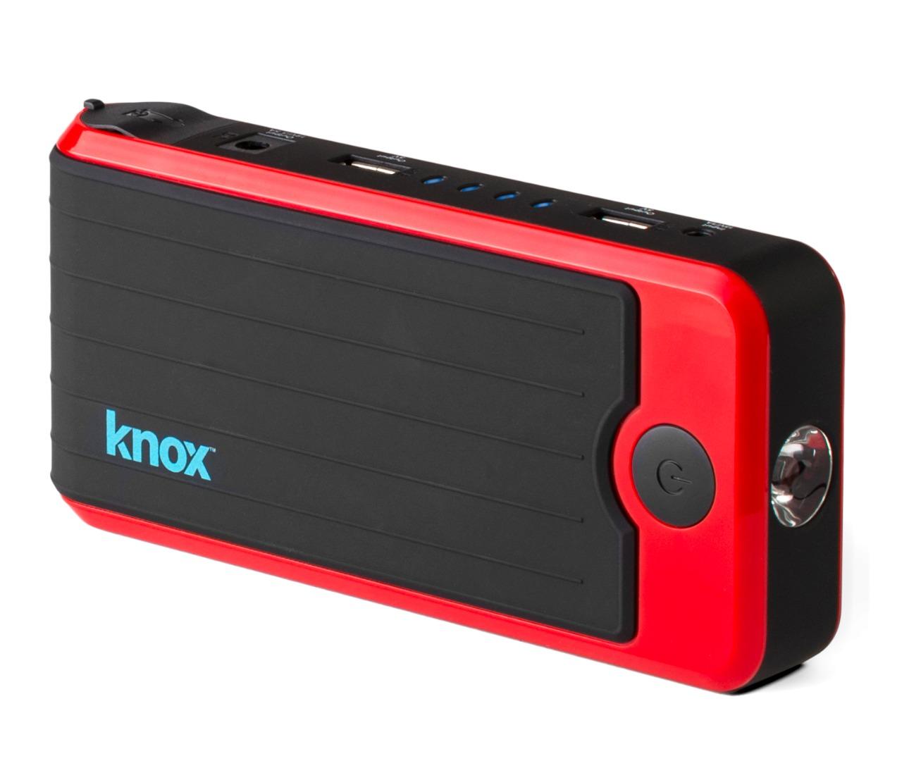 Knox 12000mAh 400A Power Bank & Car Jump Starter  $30 + Free Shipping