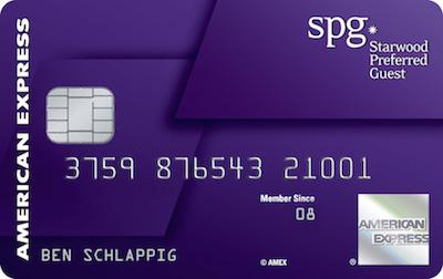 American Express Starwood Credit Card 35K Starpoints w/ $3K Spent in 1st 3-Months  35K Starpoints