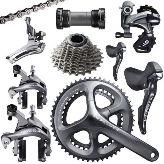 Shimano Ultegra 6800 11-Speed Groupset  $535 + Free Shipping