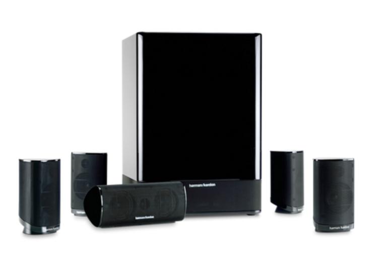 Harman Kardon HKTS 15 5.1-Channel Home Theater System  $155 + Free Shipping