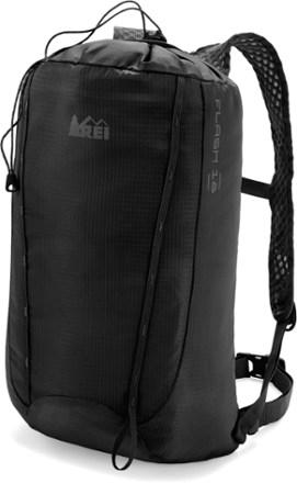 REI Flash 18 Hiking Pack (Black)  $15 + Free Store Pickup