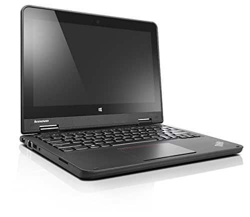 "Lenovo Thinkpad Yoga 11E 11.6"" Touchscreen Convertible Ultrabook, Intel N2940 Quad-Core, 128GB Solid State Drive, 4GB DDR3, 802.11ac, Bluetooth, Win10Pro, $274.99 shipped"