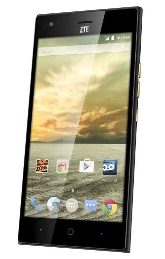 ZTE Warp Elite for Boost Mobile $89.99