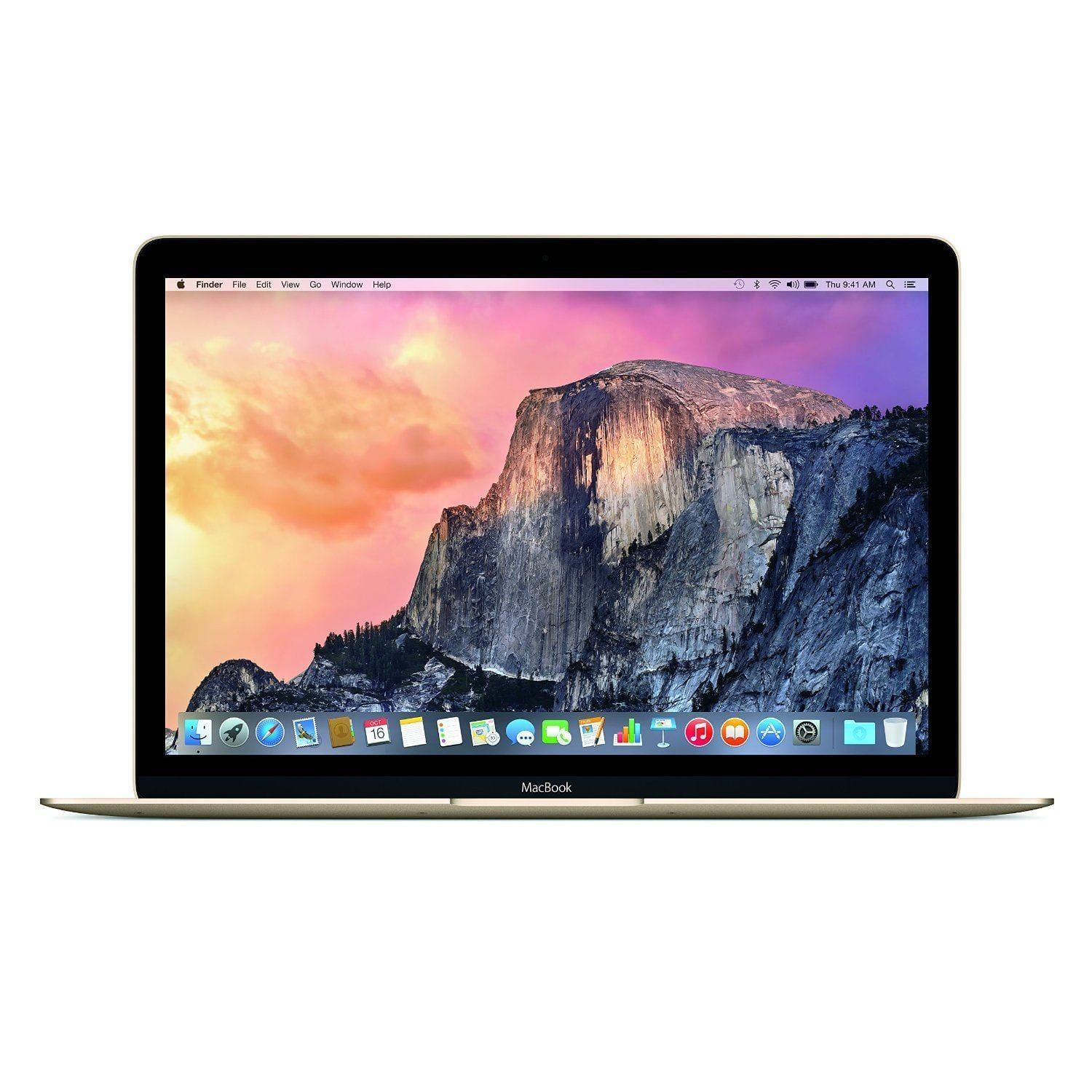 "Apple MacBook 12"" Laptop: Core M, 256GB PCIe, 8GB Memory, OS X  $990 + Free Shipping"