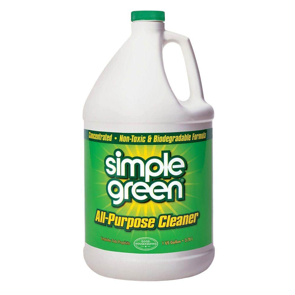 Home Depot: Simple Green 1 gal. Concentrated All-Purpose Cleaner $4.88 w/ In-Store Pick Up *Today Only*