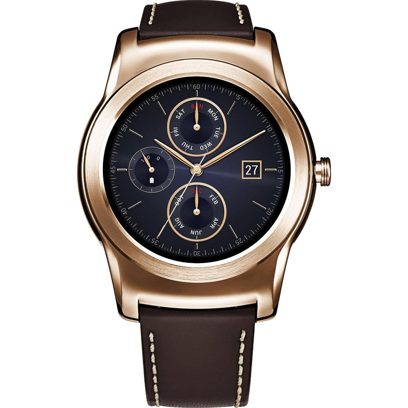 LG Watch Urbane Android Smart Watch (Gold)  $150 + Free Shipping