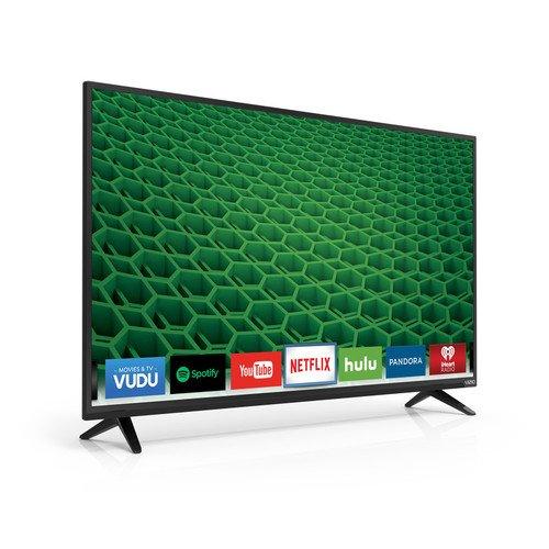 """43"""" Vizio E43-C2 1080p 120Hz LED Smart HDTV + $50 Target Gift Card for $329.99"""