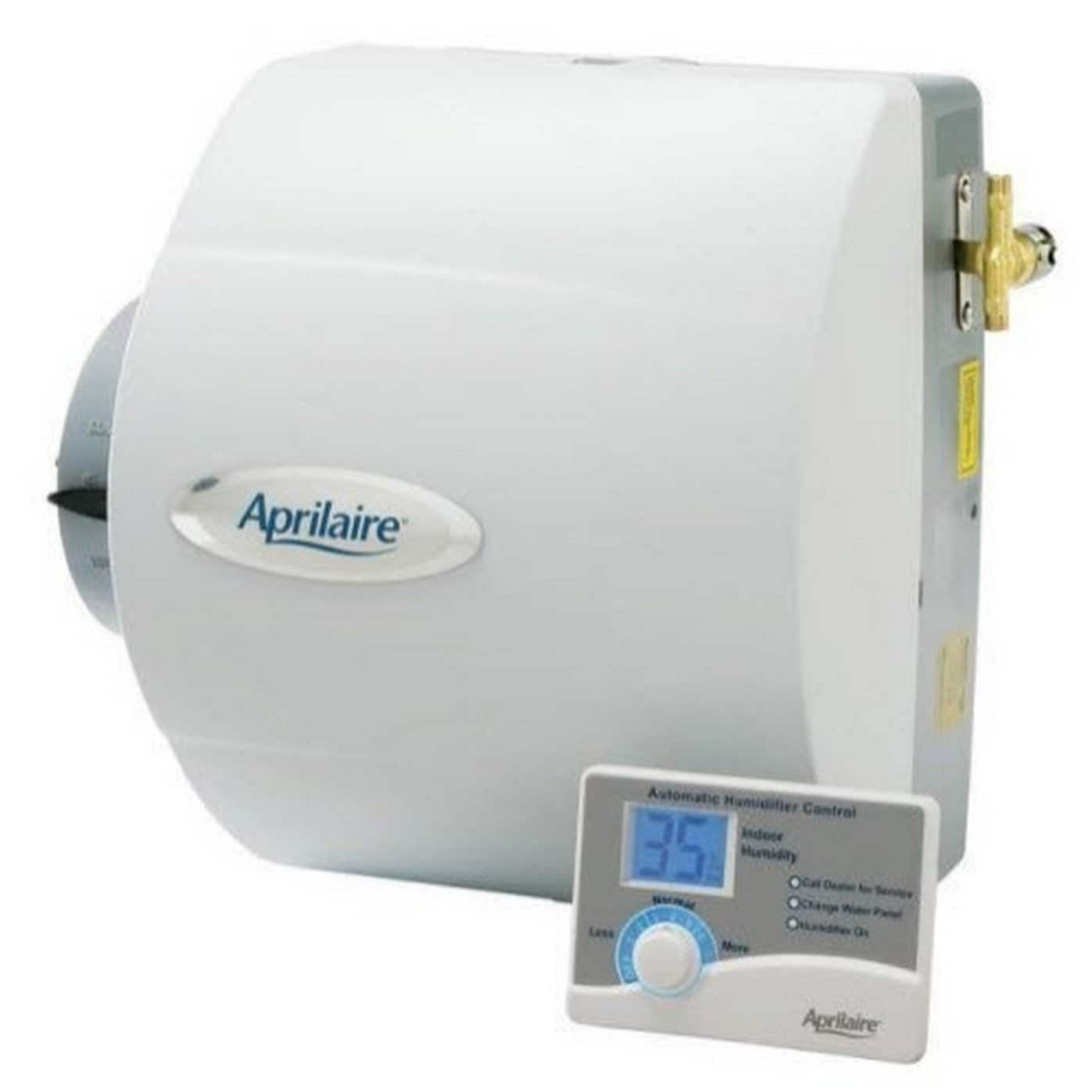 Aprilaire 500 Whole House Humidifier with Digital Control $125.79 + Free Shipping