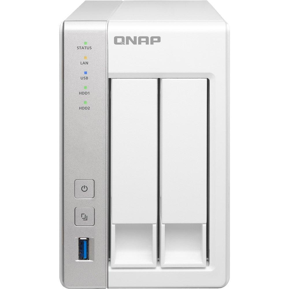 QNAP TS-231 2-Bay Diskless Personal Cloud NAS  $139 + Free Shipping