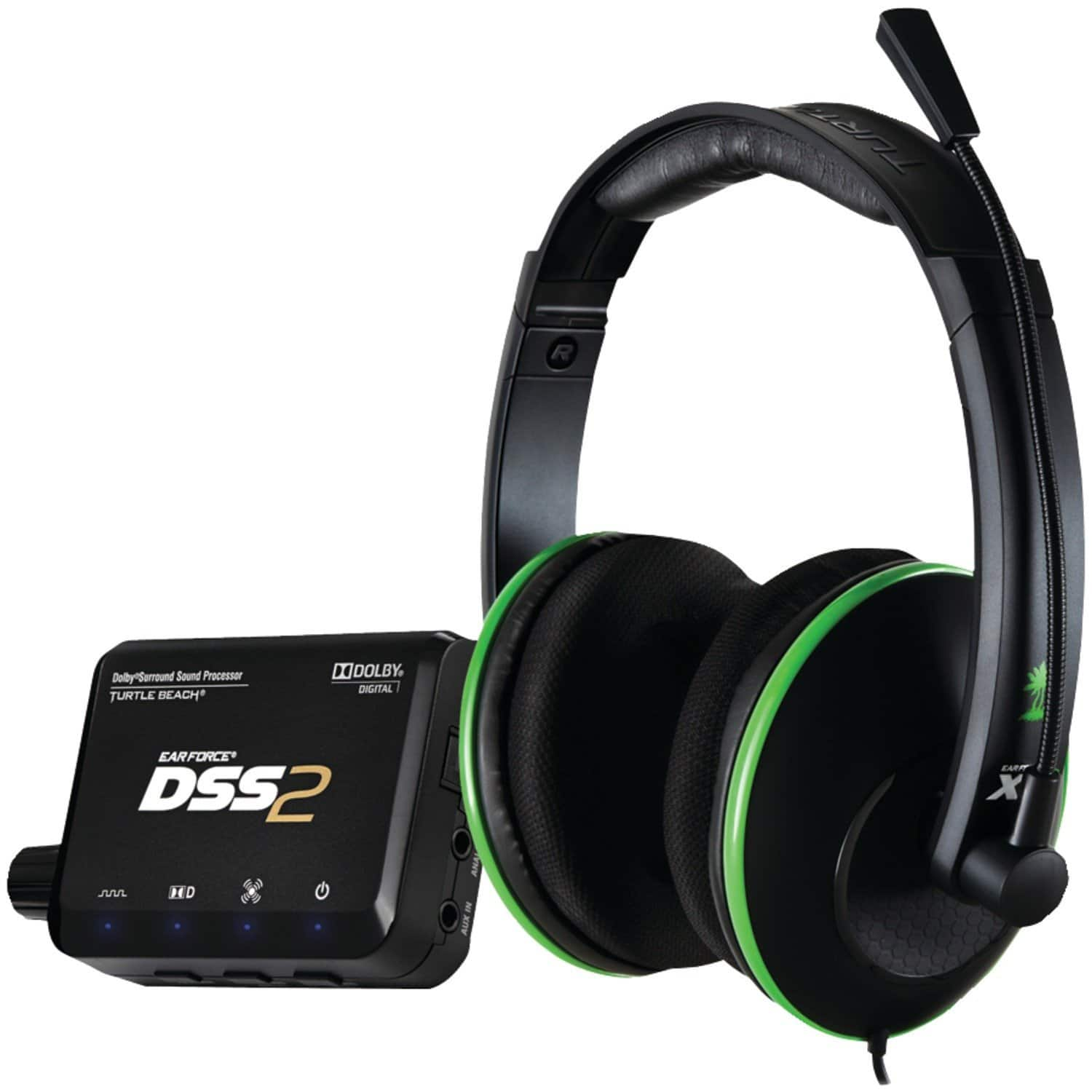 Turtle Beach Ear Force DXL1 Dolby Surround Sound Gaming Headset (Xbox 360) for $0.99 AR, EA Access 12 Month Subscription (Xbox One) for $20.99 AC & More + S&H @ Newegg.com