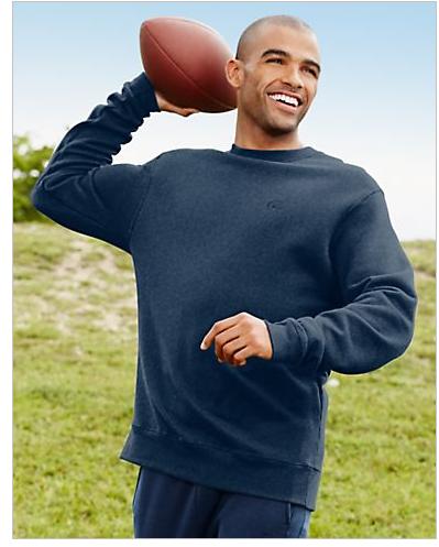 Champion Men's Water Repellent Sweatshirt (Various Colors)  $10 & More + Free S&H