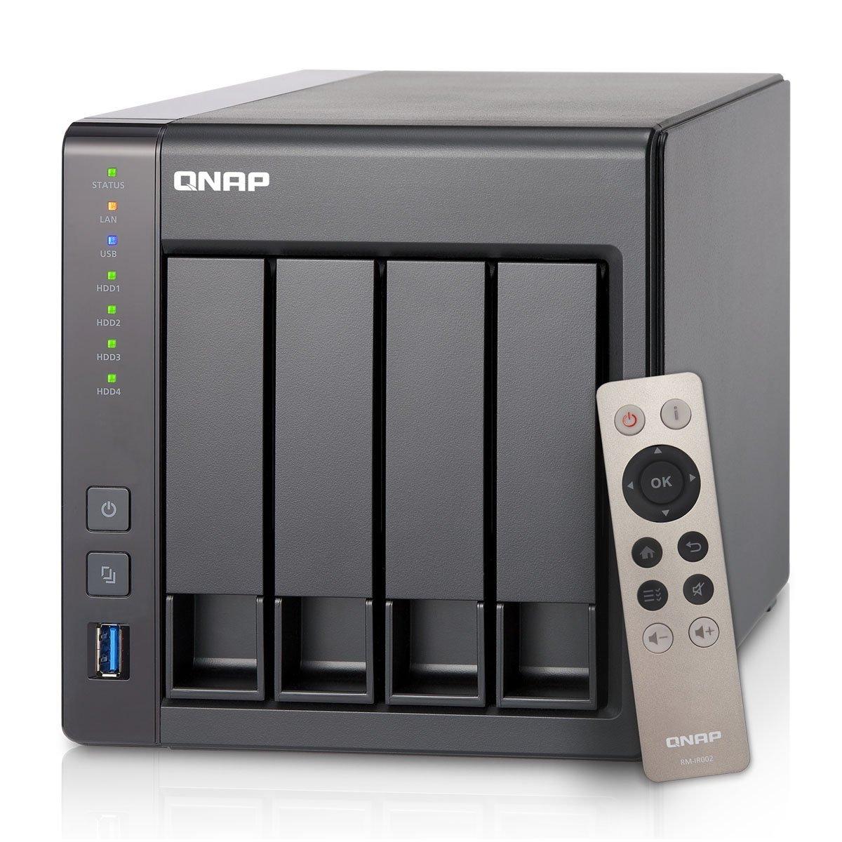 QNAP TS-451+ 4-Bay Personal Cloud NAS $409AC@NF