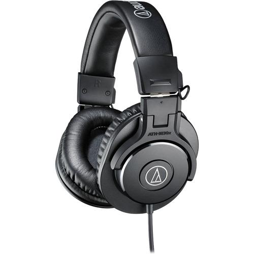Audio-Technica ATH-M30x Pro Headphones + $30 Vudu Voucher & 3-Month Rhapsody Premier Subscription $49 + Free Shipping
