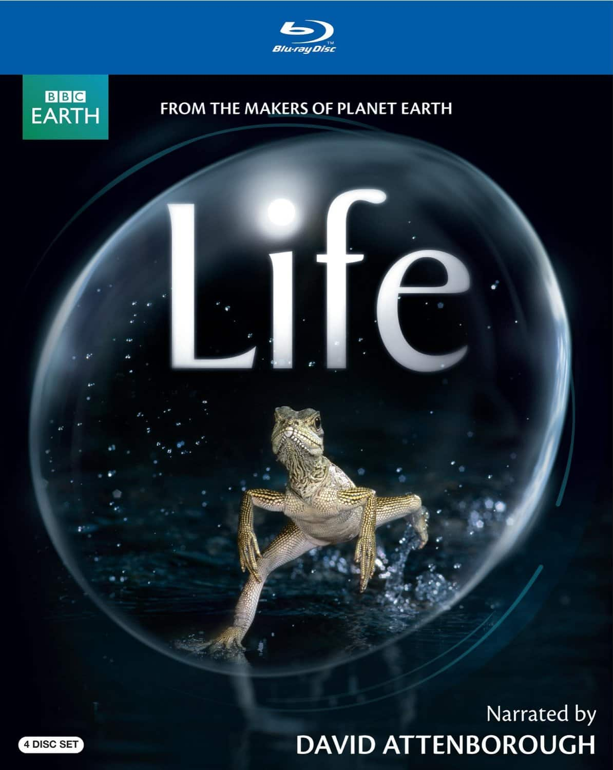 BBC Blu-rays: Life, Frozen Planet: Complete Series  $15 + Free In-Store Pickup