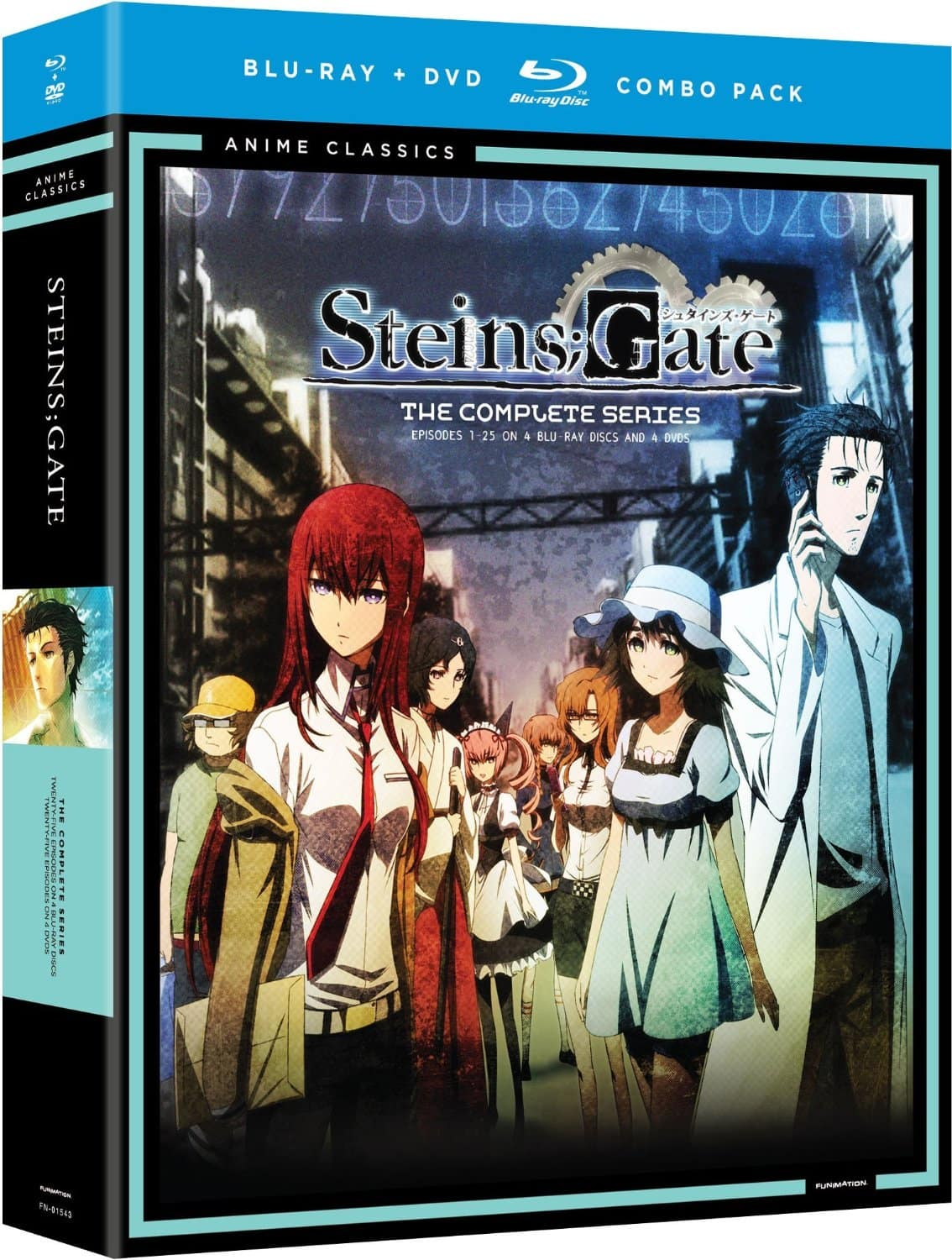 Steins Gate: Complete Classic Series (Blu-ray)  $24