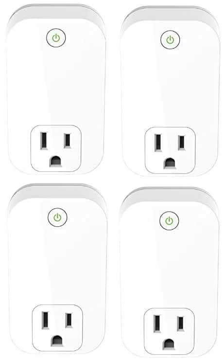 4-Pack D-Link DSP-W110 Wi-Fi Smart Outlet Plug  $60 + Free Shipping