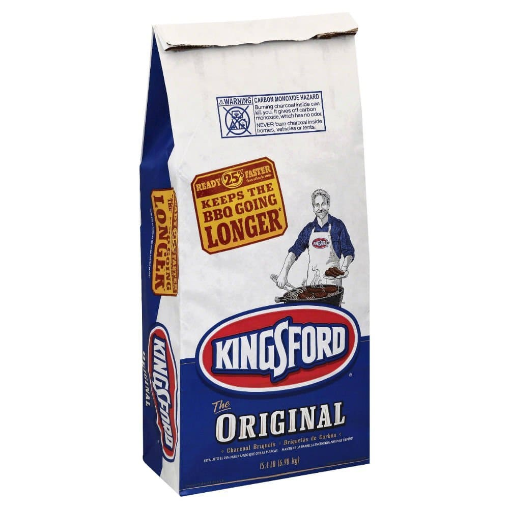 Kingsford charcoal, 15.4lb bag. $5 at Walmart! Free store pick up!