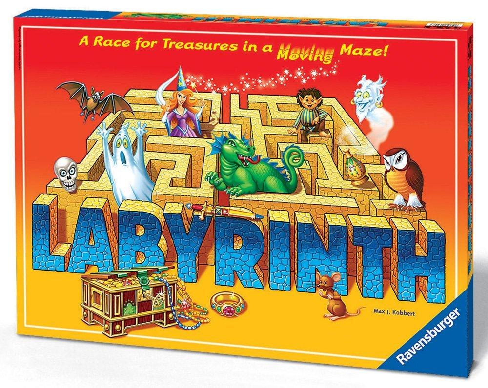Strategy Board Games: Ravensburger Labyrinth  $15.50 & Many More