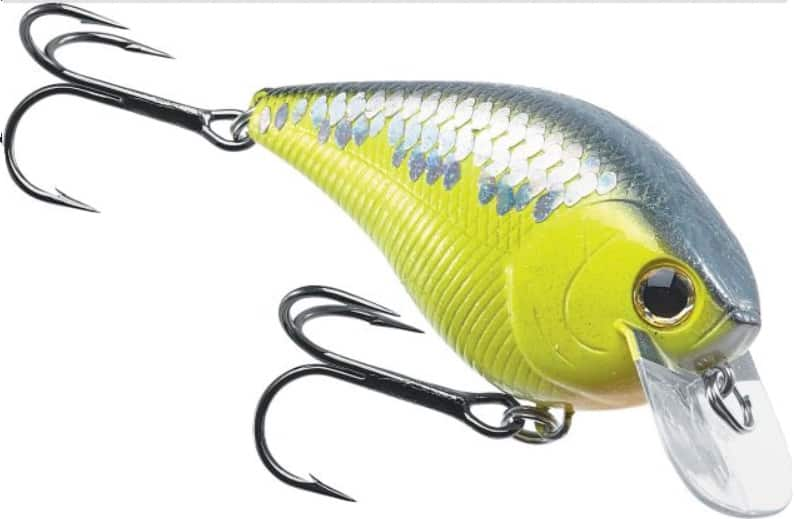 Lucky Craft Fishing Lures: Fat CB Mini DR, Fat CB BDS2  $5 & More w/ Store Pick-Up
