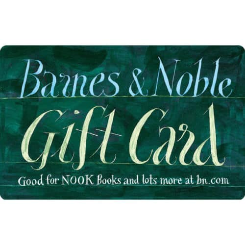 $100 Barnes & Noble Gift Card  $88 + Free Shipping