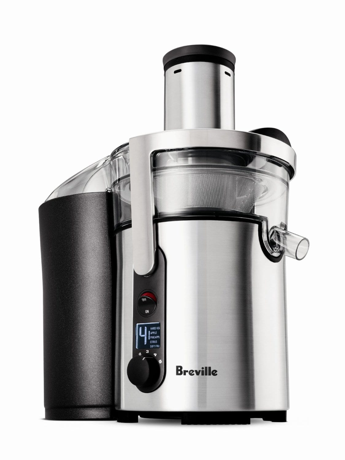 Breville Juice 900W Fountain Multi-Speed Stainless Steel Juicer (BJE510XL) $134.99 + Free Shipping