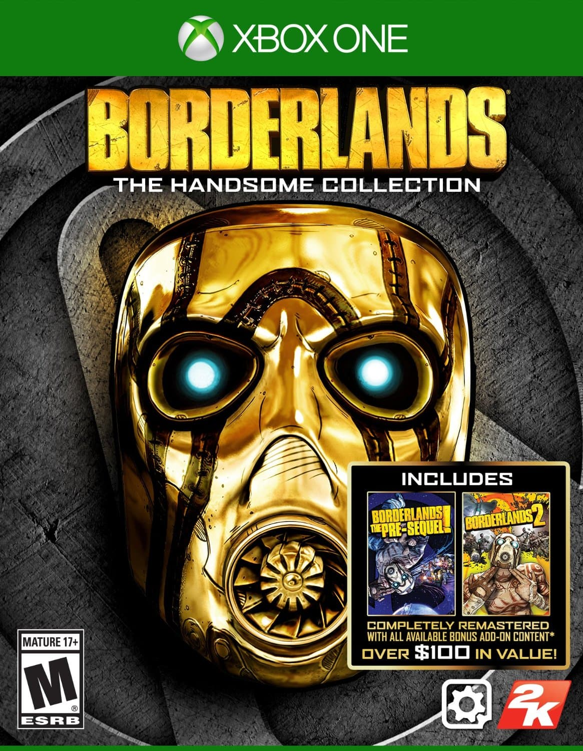 Borderlands: The Handsome Collection (Xbox One)  $21.80 + Free Store Pickup