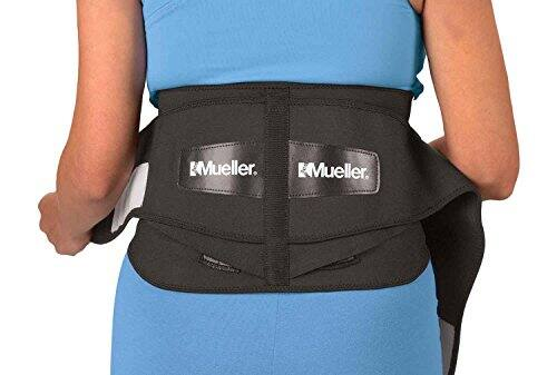 Mueller Adjustable Lumbar Back Brace  $15.60