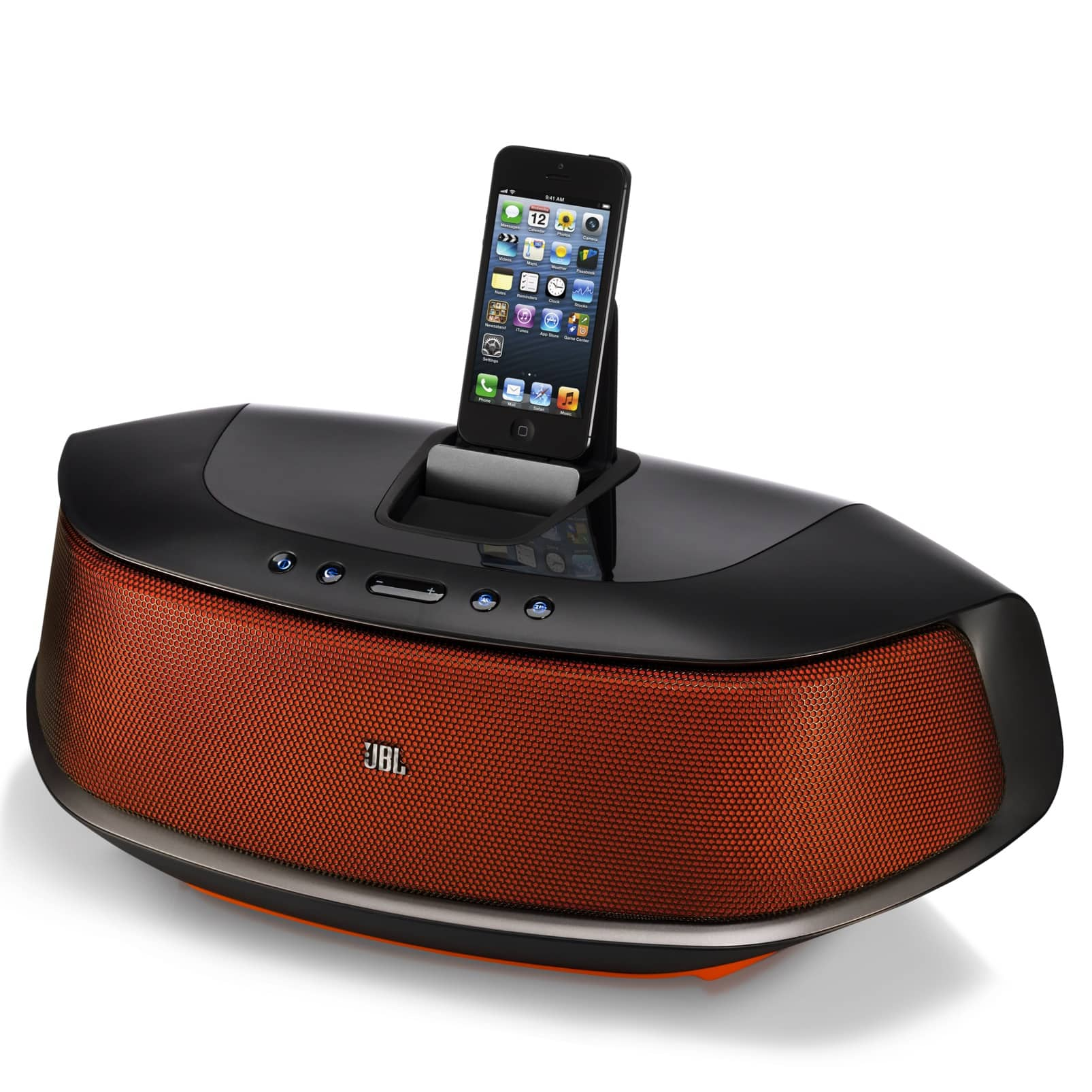 JBL OnBeat Rumble Bluetooth Speaker Dock w/ Lightning Connector  $115 + Free 2-Day Shipping