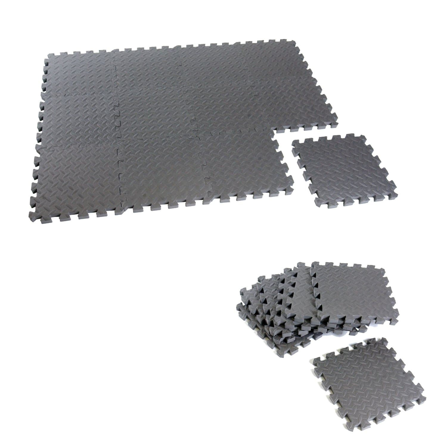 CAP Barbell 12-Piece Equipment Mat  $6.50 + Free Store Pick-Up
