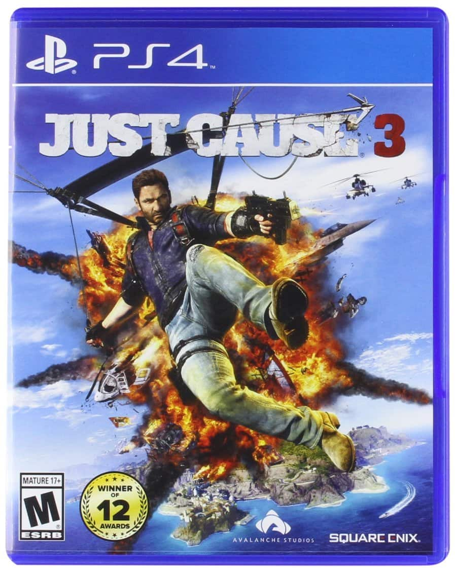 Just Cause 3 (PS4)  $33 + Free Store Pick-Up