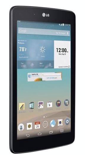 FreedomPop 8GB LG G Pad 7.0 LTE Tablet (Pre-owned) + 2GB Data Trial  $50 + Free Shipping