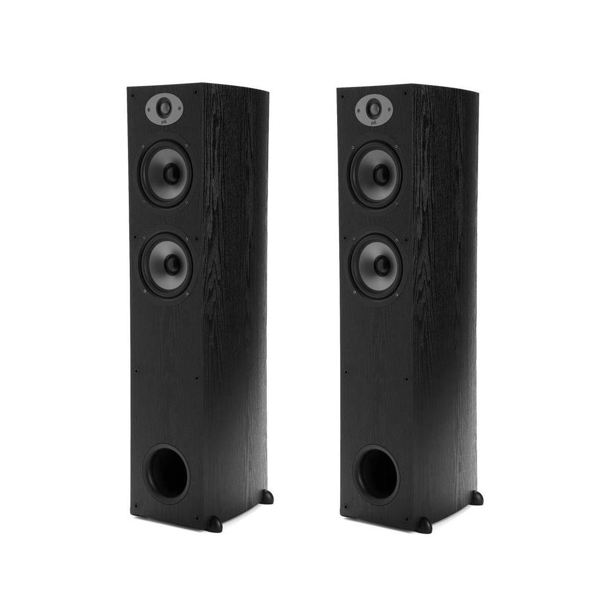 Pair of Polk Audio TSx 330T 2-Way High Performance Floorstanding Tower Speaker $249.99 + Free Shipping