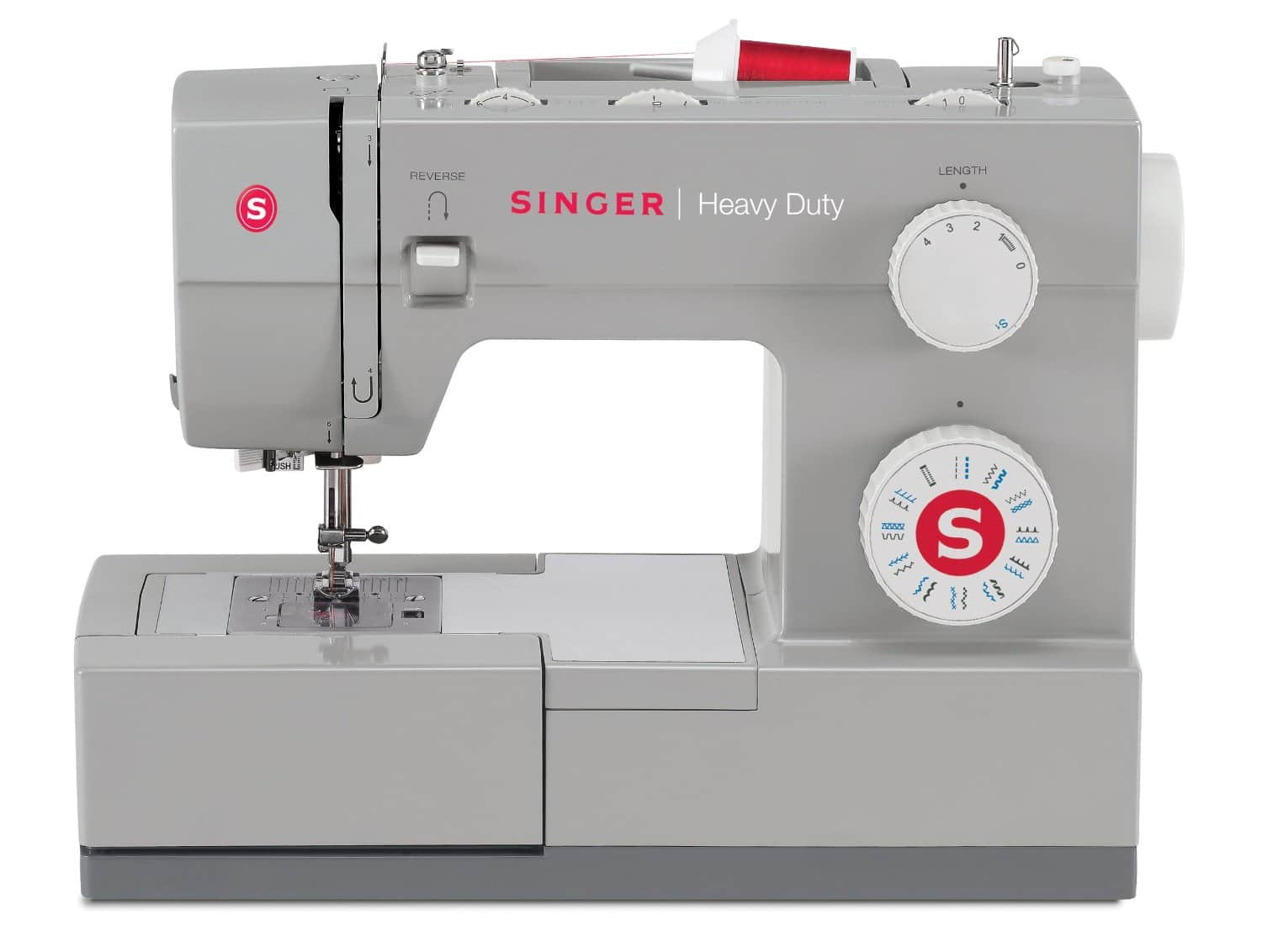 Singer 4423 Extra-High Speed Sewing Machine w/ Stainless Steel Bed Plate  $100 + Free Shipping